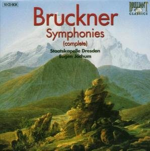Bruckner: Sämtliche Sinfonien 0-9