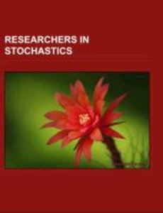 Researchers in stochastics