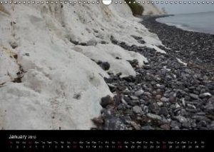 Mons Cliffs (Wall Calendar 2015 DIN A3 Landscape)