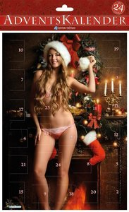 Adventskalender A4 Girls