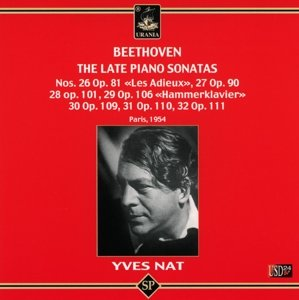 Beethoven: Die späten Sonaten