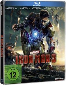 Iron Man 3 (Limited Edition im Steelbook (Blu-ray)