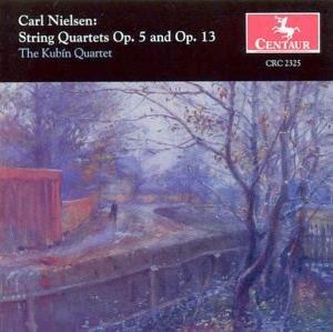 Streichquartette op.5 u.13