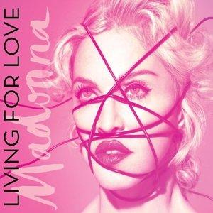 Living For Love (2-Track)