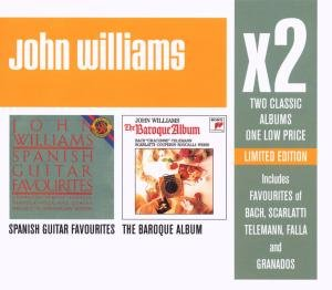 x 2 (The Baroque Album/Spanish Guitar Favourites)