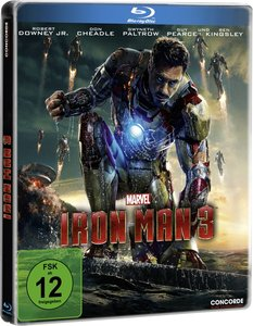 Iron Man 3 (Limited Edition im Steelbook (Blu-ray)