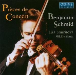 Pieces De Concert
