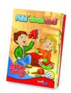 Noris Spiele 606017343 - Happy Family: Fühl doch mal, Kinderspie