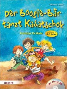 Der Boogie-Bär tanzt Kasatschok