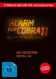Alarm für Cobra Komplettbox (St.1-32,exclusiv We