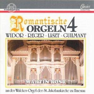 Romantische Orgeln Vol.4