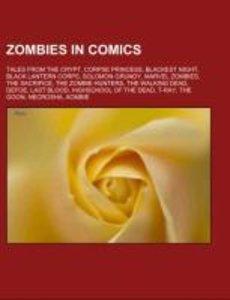 Zombies in comics