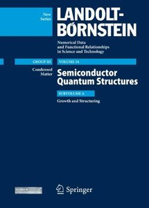 Semiconductor Quantum Structures - Growth and Structuring