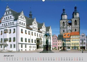 UNESCO Welterbestätten in Deutschland (Wandkalender 2017 DIN A2