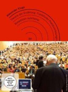 Alexander Kluge: Theorie der Erzählung