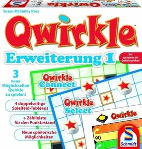 Schmidt Spiele 49271 - Qwirkle, Erweiterung