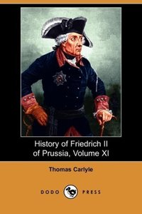 History of Friedrich II of Prussia, Volume 11