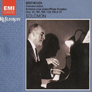Solomon: Klaviersonaten 27-32