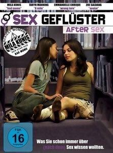 Sexgeflüster - After Sex