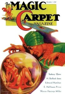 The Magic Carpet, Vol. 3, No 4 (October 1933)