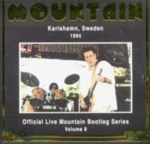 Live In Karlshamn,Sweden 1994