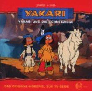 (2)HSP z.TV-Serie-Yakari Und Die Schneeziege
