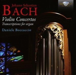 Violin Concertos - Transcriptions for Organ