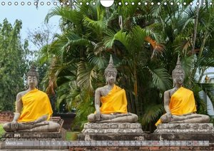 BUDDHA - Harmony and Meditation (Wall Calendar 2015 DIN A4 Lands