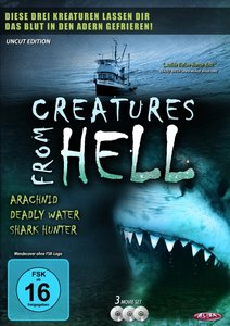Creatures From Hell (3DVD-Set)