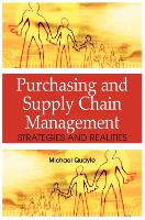 Purchasing and Supply Chain Management: Strategies and Realities - zum Schließen ins Bild klicken