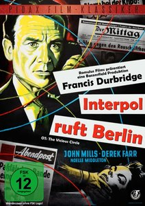 Francis Durbridge: Interpol ru