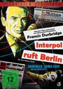 Francis Durbridge: Interpol ru