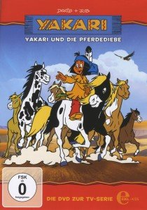 """Yakari 09 """"Yakari und die Pferdediebe"""""""
