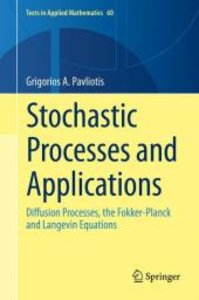 Stochastic Processes and Applications