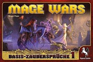 Mage Wars: Zauberbuch 01