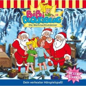 Bibi Blocksberg 38. Die Weihnachtsmänner