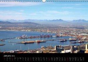 Cape Town City Impressions (Wall Calendar 2015 DIN A3 Landscape)