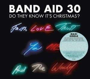 Do They Know it's Christmas? Single (Deutsche + UK Versionen)