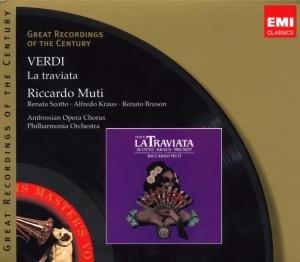 Muti, R: Traviata