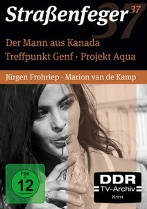 Straßenfeger 37 - Treffpunkt Genf / Der Mann aus Kanada / Projek