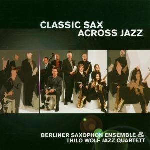 Classic Sax Across Jazz