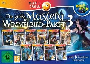 Play+Smile: Das große Mystery Wimmelbild-Paket 3