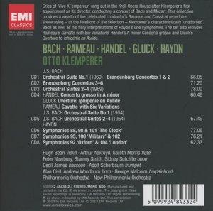 Bach,Händel,Gluck & Haydn