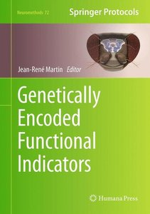 Genetically Encoded Functional Indicators