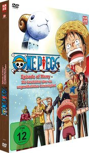 One Piece TV Special 3 - Episode of Merry - DVD