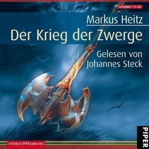 Heitz, M: Zwerg 2/Krieg/11 CDs