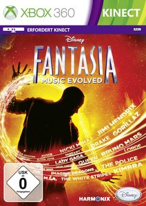 Disney Fantasia - Music Evolved (Kinect erforderlich)