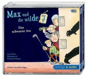 Max und die Wilde Sieben 01. Das schwarze Ass