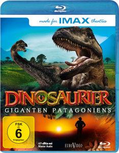 IMAX(R): Dinosaurier-Giganten Patagonien (Blu-ra