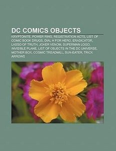DC Comics objects